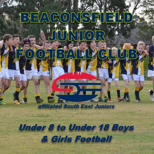Beaconsfield Junior Football